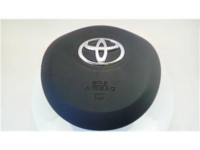2013 Toyota Yaris 2011 To 2014 Steering Wheel Airbag 45019-0D420