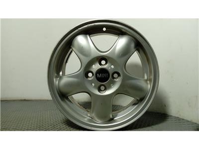 2008 MINI Clubman 2007 To 2015 Alloy Wheel 15 Inch 4X100 ET45 5.5J 6769404