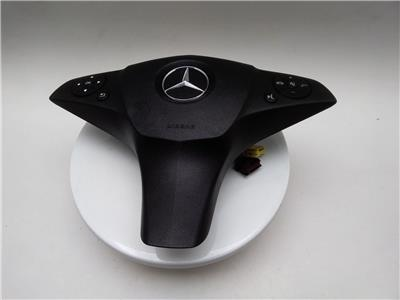 2011 Mercedes-Benz C Class 2007 To 2011 Steering Wheel Airbag