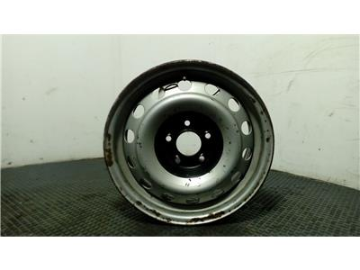 2008 Citroen Dispatch 2007 To 2016 Steel Wheel 15 Inch 5x108 ET38 6.5J