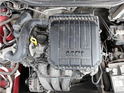 2016 Volkswagen Polo 2014 On CHYB 1.0 Petrol 74Bhp Engine  Miles