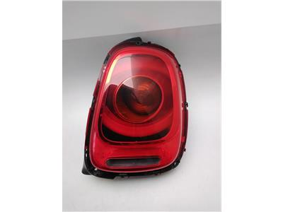 2014 MINI Mini 2014 On 3 Door Hatchback O/S Driver Rear Lamp Tail Light RH