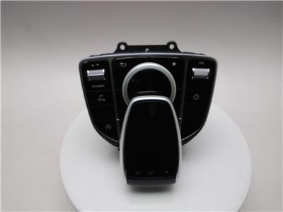 2017 Mercedes-Benz C Class 2014 On Sat Nav Controller Touch Pad