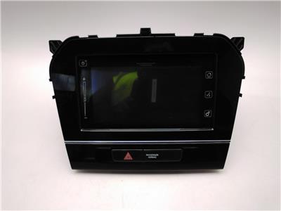 2015 Suzuki Vitara 2015 On Multi Function Display Sat Nav Unit 39920-54PA0