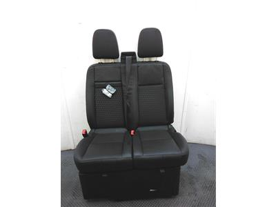 2020 Ford Transit Custom 2012 On Double Passenger Seat Front LH Leather
