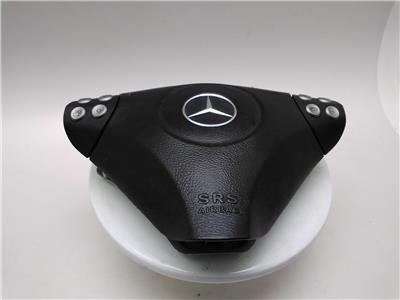 2004 Mercedes-Benz SLK  W203 2004 To 2011 Steering Wheel Airbag A1718600602