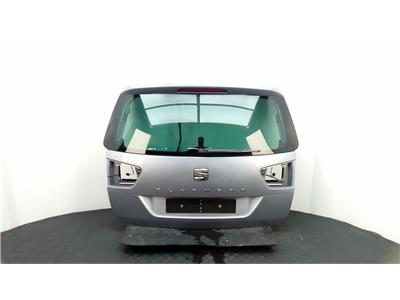 2018 SEAT Alhambra 2015 On M.P.V. SILVER Moonstone Silver Y7H Tailgate Boot Lid