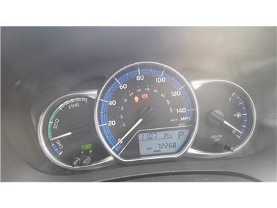 Toyota Yaris Hybrid 1NZ-FXE 1.5 Petrol/Electric 134Bhp Engine 72268 Miles