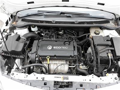 Vauxhall Astra 2010 To 2015 B16XER(LDE) 1.6 Petrol 115Bhp Engine 76348 Miles