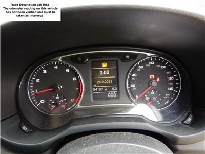Audi A1 2014 On CZCA 1.4 Petrol 123Bhp Engine 54107 Miles