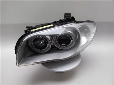 BMW 1 Series E87 2004 To 2007 5 Door N/S Passengers Xenon Headlight Headlamp LH