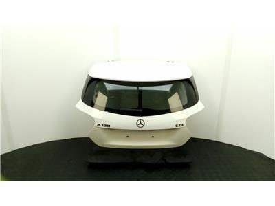 2015 Mercedes A Class 12-15 5 Door WHITE CALCITWEISS 650 Tailgate Boot Lid