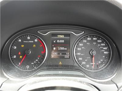 Audi A3 2012 To 2016 CZEA 1.4 Petrol 148Bhp Engine 70382 Miles