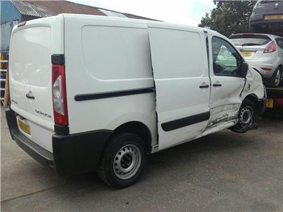 2012 CITROEN DISPATCH L1H1 90  6 Seats  HDi