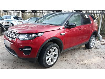 2015 LAND ROVER DISCOVERY HSE TD4 180 4WD
