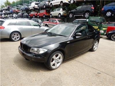 2008 BMW 1 SERIES 123d SE