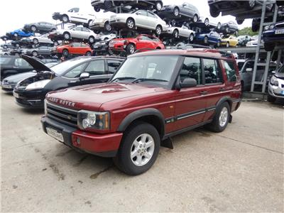 2003 LAND ROVER DISCOVERY GS 7 seat