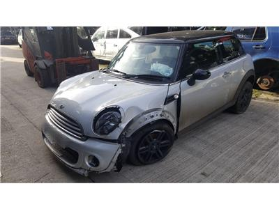 Mini Mini 2007 To 2014 Cooper D 3 Door Hatchback Scrap Salvage