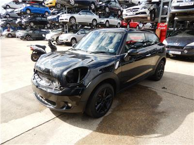 2014 MINI PACEMAN Cooper All4 4WD