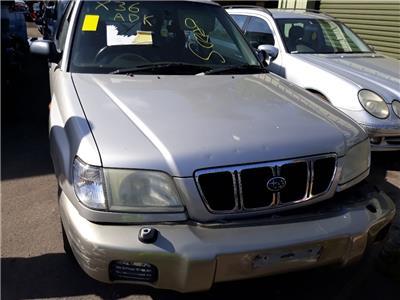 2000 SUBARU FORESTER GLS AWD