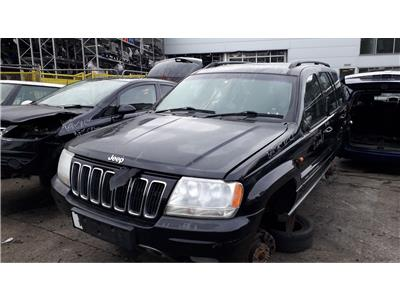 2002 JEEP CHEROKEE Limited CRD