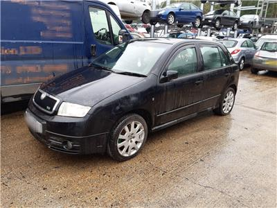 2003 Skoda Fabia 2000 To 2007 vRS TDi 1.9l Manual Diesel BLACK Car Glove Compartment Assembly