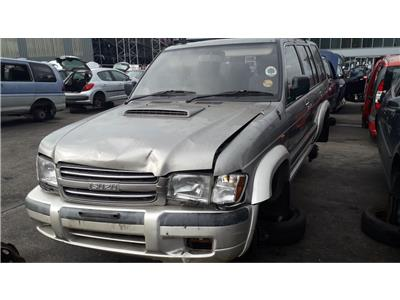 Isuzu Trooper used parts, Isuzu Trooper recycled parts
