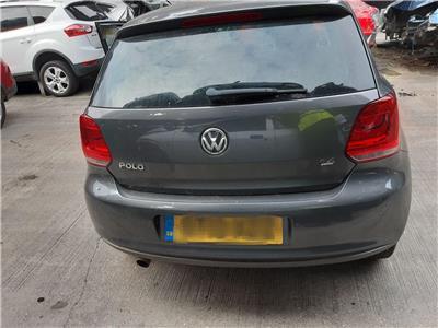 Volkswagen Polo 2010 To 2014 Match Edition 5 Door Hatchback / scrap