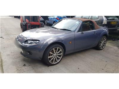 2006 MAZDA MX5 Powershift