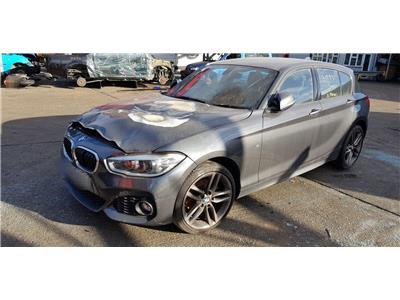2016 BMW 1 SERIES 120d M Sport