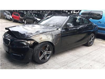 2015 BMW 2 220d Sport