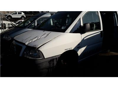 2002 CITROEN DISPATCH VAN