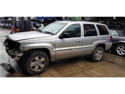 2004 JEEP GRAND CRD Limited