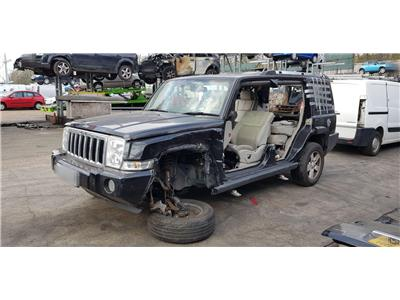 2006 JEEP COMMANDER 3 0 Limited CRD