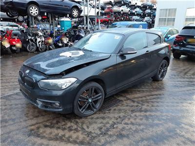 2015 BMW 1 SERIES 118d SE