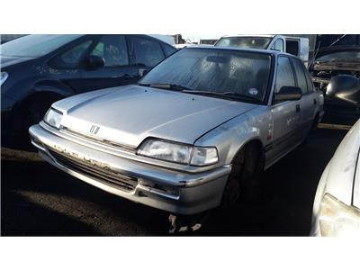 1991 HONDA CIVIC LSi