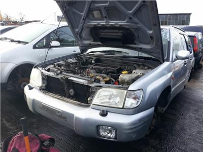 2002 SUBARU FORESTER Outback S