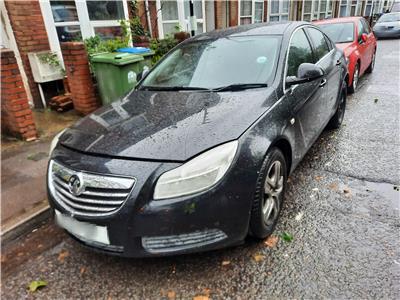 Vauxhall Insignia 2009 To 2013 Exclusiv ecoFlex 5 Door Hatchback