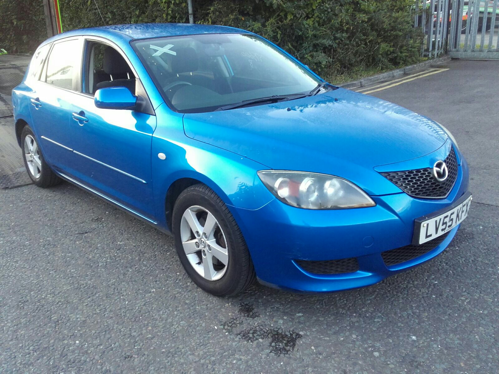 Mazda 3 2004 To 2008 TS 5 Door Hatchback