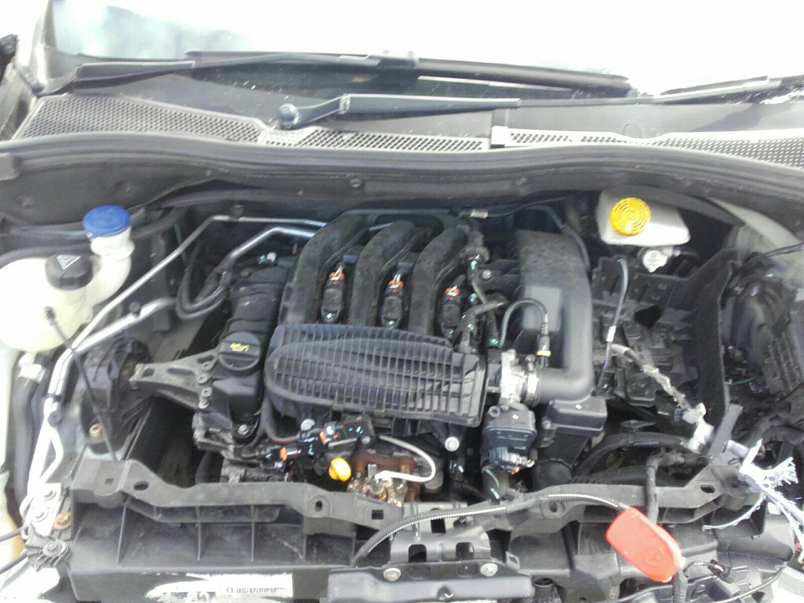 2013 Peugeot 208 2012 To 2015 Intuitive Vti 82 12cc Manual Petrol 605 Fuse Box 415 Parts Matching