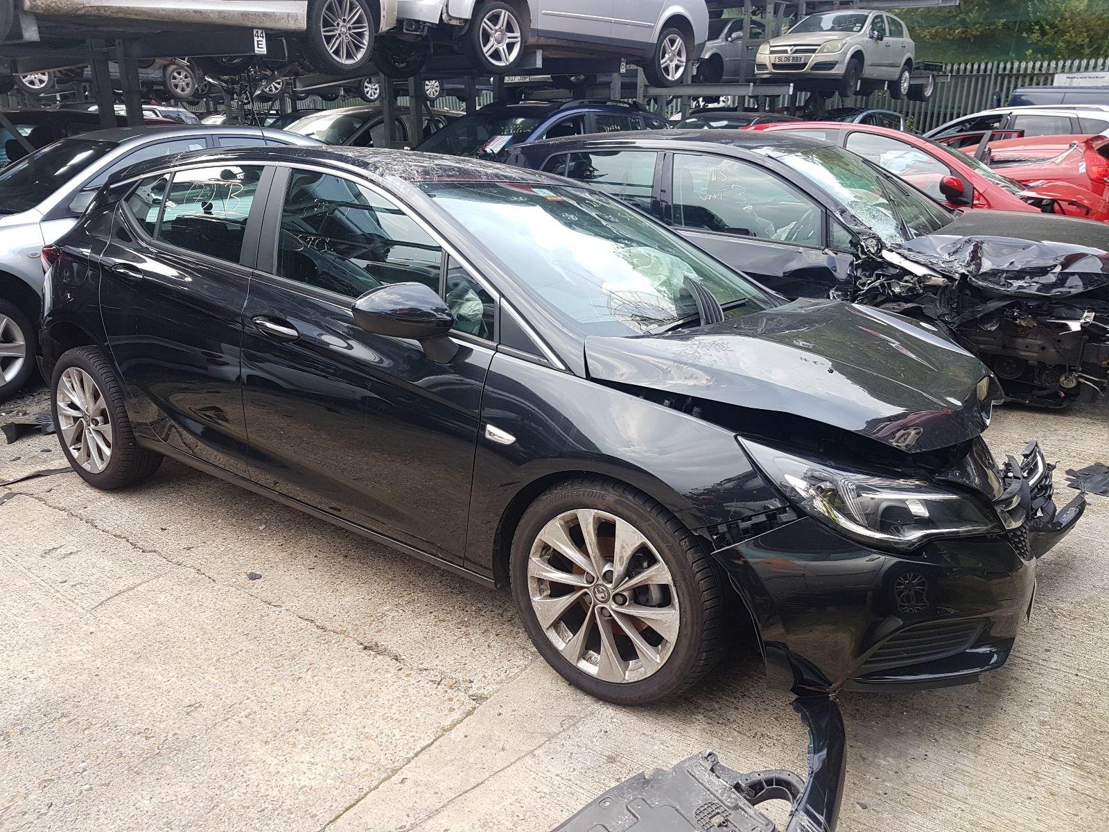 Vauxhall Astra 2015 On Design Turbo 5 Door Hatchback