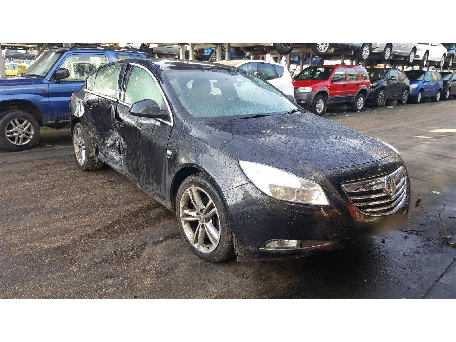 Vauxhall Insignia 2009 To 2013 Sri 5 Door Hatchback Scrap Wiring Loom Salvage Car For Sale Auction Silverlake Autoparts
