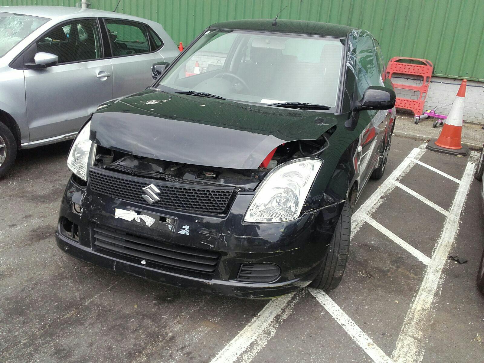 Suzuki Swift 2005 To 2010 GL 3 Door Hatchback