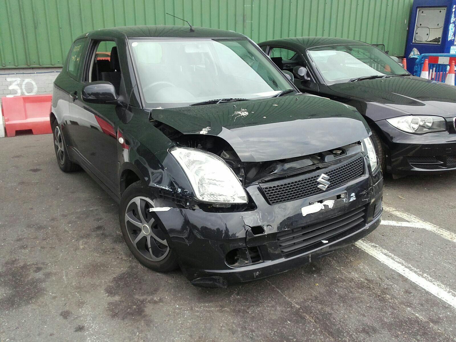 Suzuki Swift 2005 To 2010 GL 3 Door Hatchback / scrap / salvage car for  sale / auction | Silverlake Autoparts