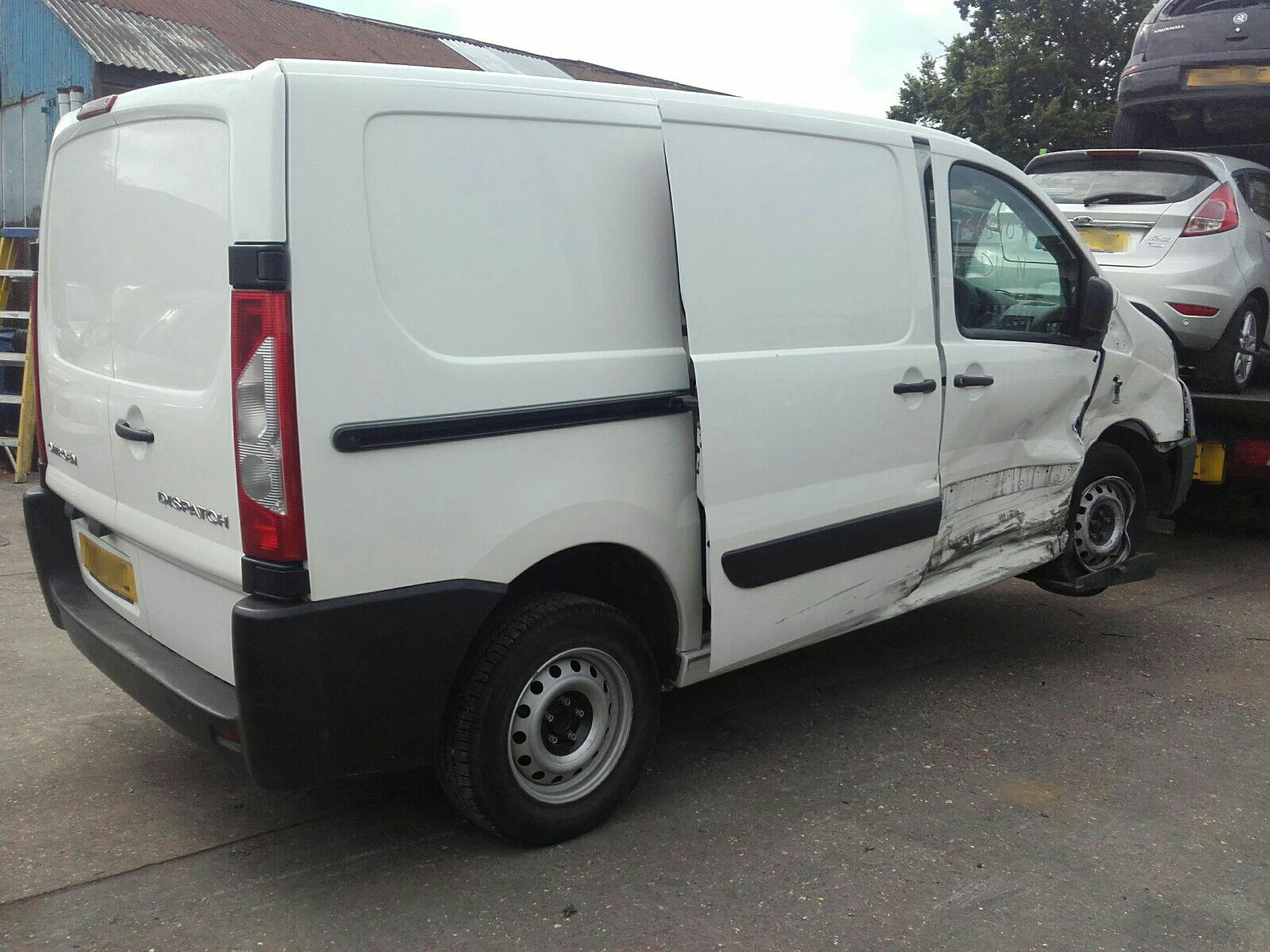 Citroen Dispatch Combi 2011 To 2016 L1H1 90 6 Seats HDi M.P.V.