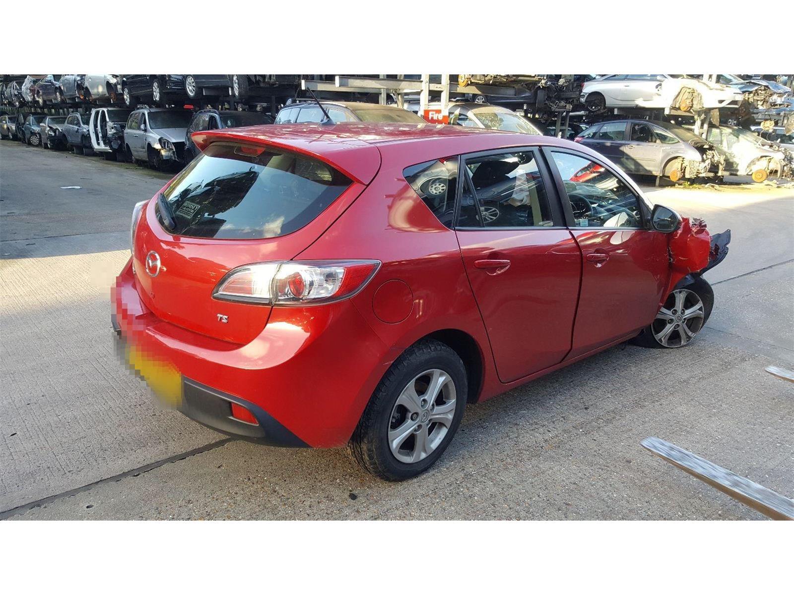 2009 Mazda 3 2008 To 2011 Ts 16l Manual Petrol Red Car Air Filter Fuel 1123 Parts Matching