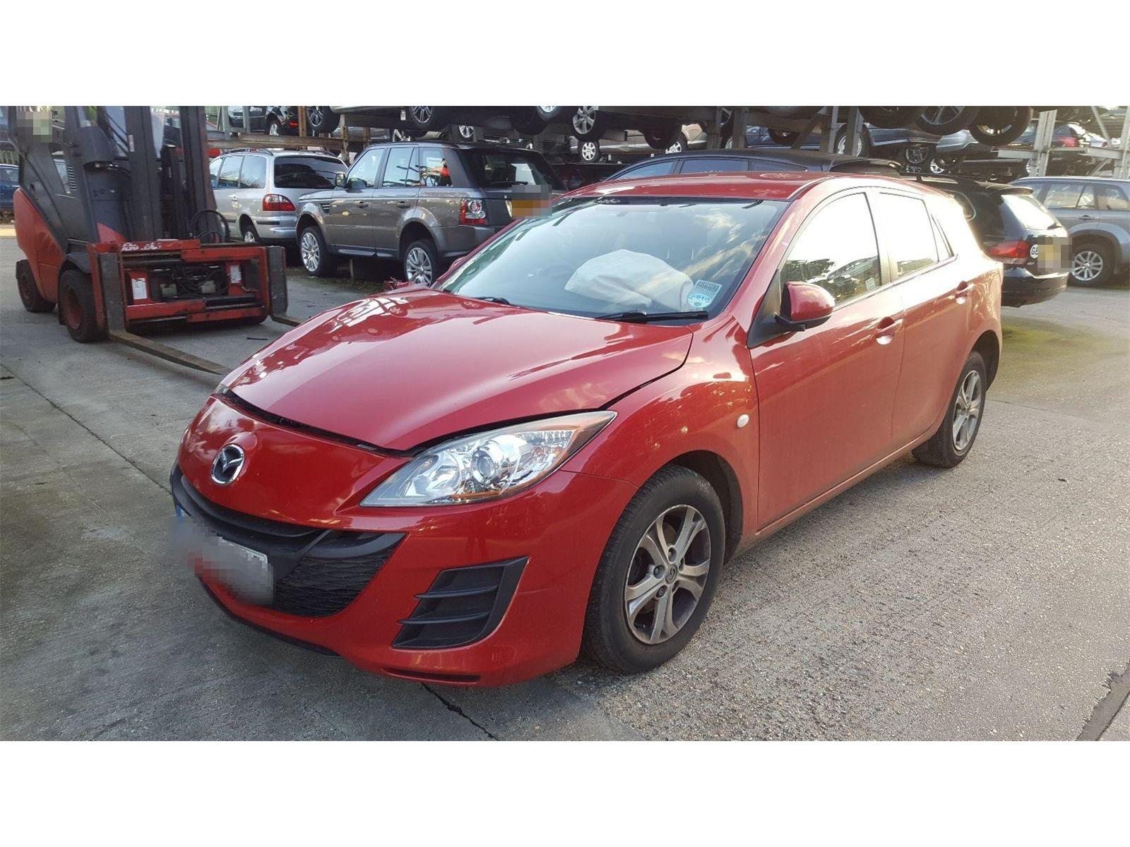 Mazda 3 2008 To 2011 TS 5 Door Hatchback