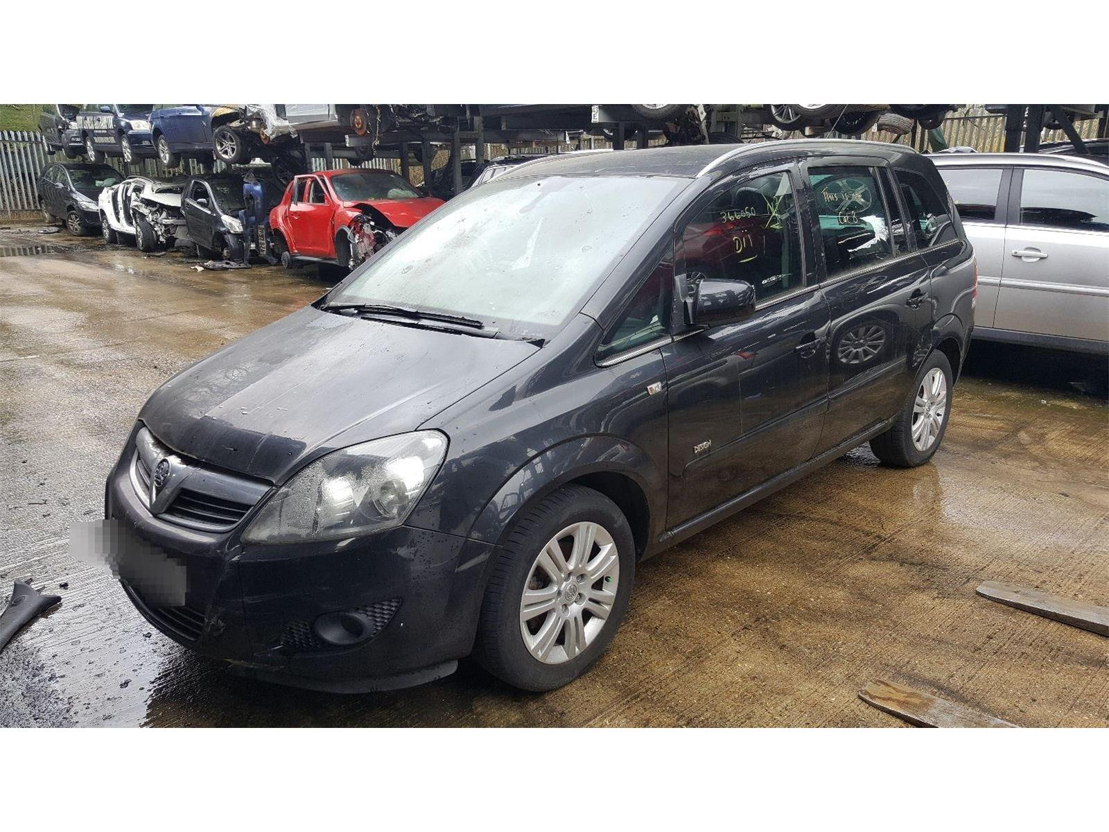 Vauxhall Zafira 2010 On Design Nav M.P.V.