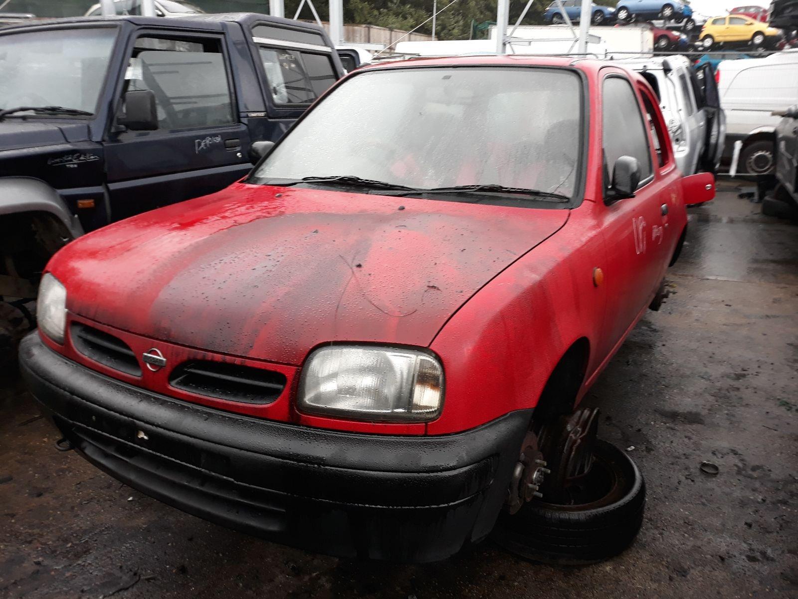 Nissan Micra 1996 To 1998 Shape 3 Door Hatchback