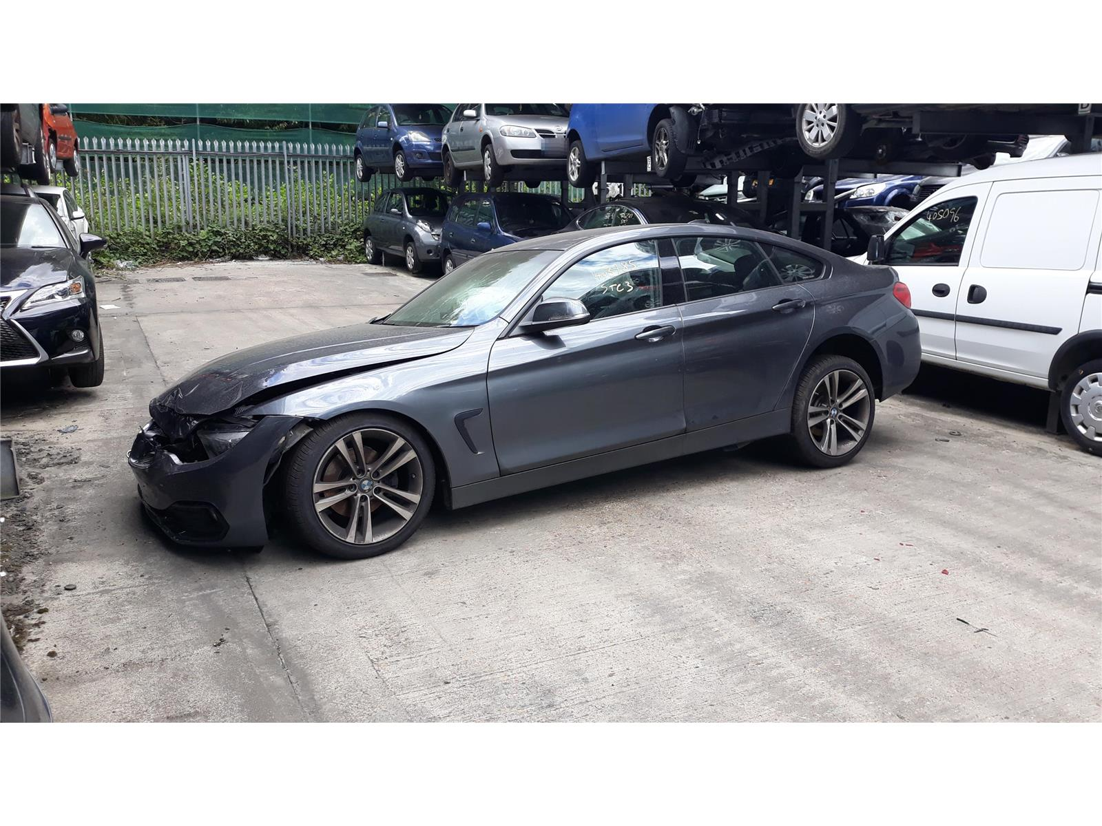 2017 BMW 4 Series Gran Coupe 2017 On 420d Sport 2 0l